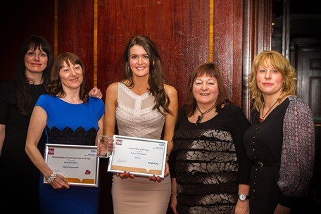 Trust Stars Shine at Regional Talent for Care Awards!
