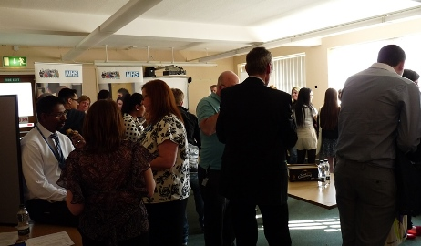 Sixth form psychiatry event a success