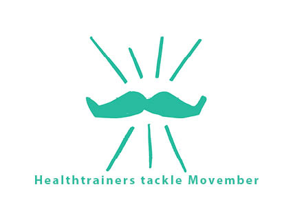 Healthtrainers tackle Movember