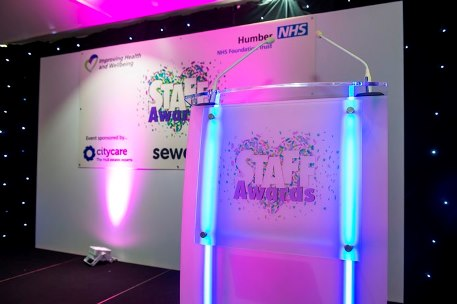 Staff Awards 2015