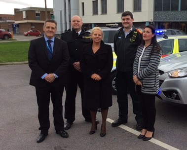 Hull Falls Response Service features in NHS Alliance film