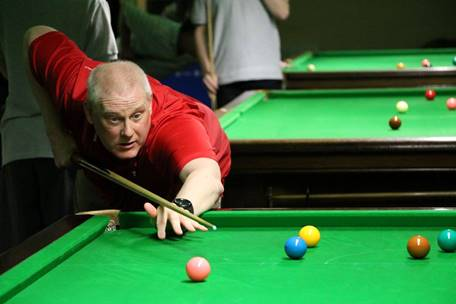 Trust healthcare worker wins World Disability Billiards and Snooker championship