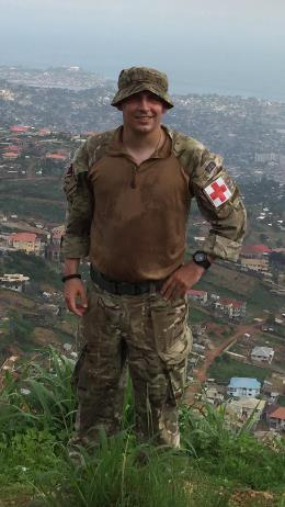 Trust mental health nurse nominated for prestigious Army medical award