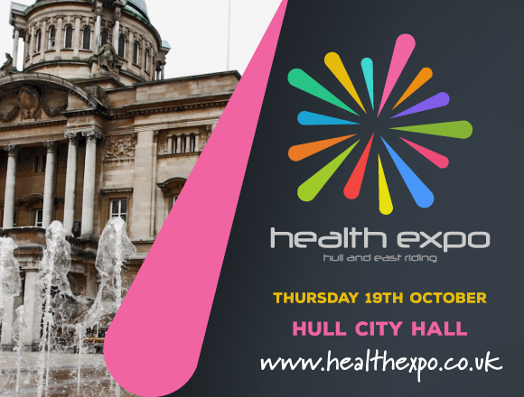 Hull and East Riding Health Expo is back; bigger and better