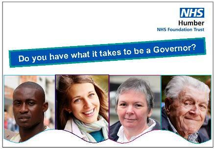 Do you want to make a difference? Governor elections are now open