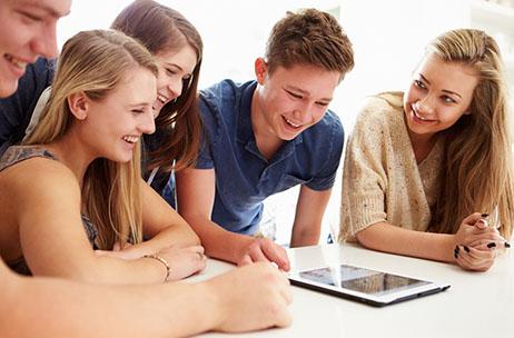 NHS Trust helps tense teens SMASH their exam nerves
