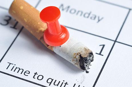 Trust signs NHS Smokefree Pledge