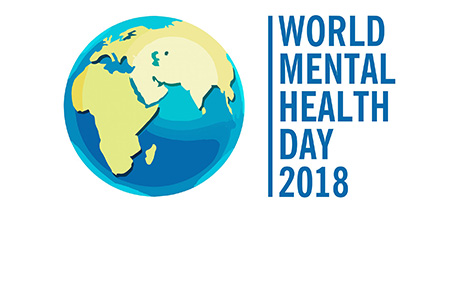 World Mental Health Day 2018 : Mental health is everyone's business