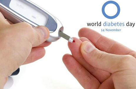 Pledge to reduce your risk of diabetes this World Diabetes Day