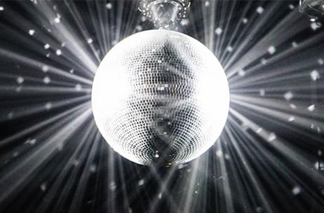 Trust employee lifts Strictly Learn to Dance Glitter Ball Trophy