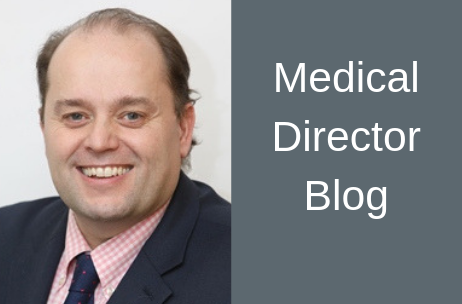 Medical Director Blog: 25 years and counting