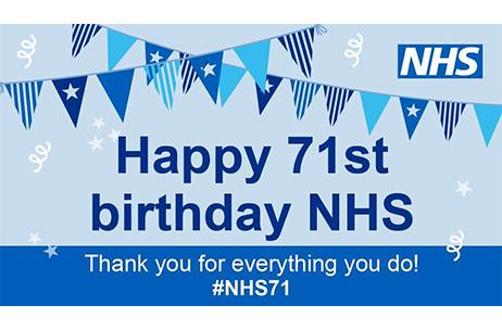 NHS 71st Birthday Celebrations