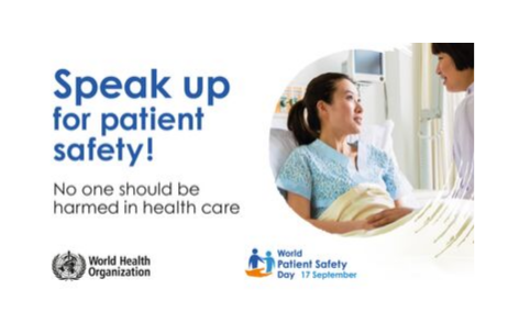 Humber Teaching NHS Foundation Trust supports first World Patient Safety Day